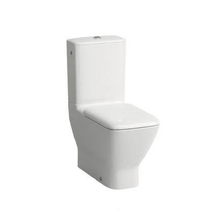 824706 - Laufen Palace Floorstanding WC / Toilet with Bottom Inlet - 8.2470.6